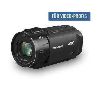 PANASONIC HC-VX11 | 4K Ultra HD Camcorder