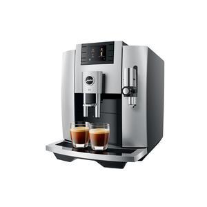 JURA E8 moonlight silber | Kaffeevollautomat
