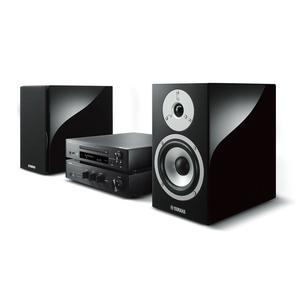 YAMAHA MCR-N870DAB BB schwarz   Hochwertiges HiFi-System für einen weitläufigen, musikalischen Klang.