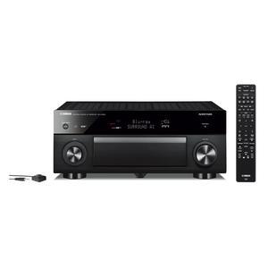 YAMAHA RX-A1080Bl schwarz | High-End 7.2-Kanal AVENTAGE AV-Receiver