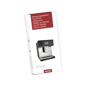 MIELE GP CL CX 0102 | Reinigungstabletten, 10 Stück für Kaffeevollautomaten, garantiert Kaffeegenuss auf höchstem Niveau.