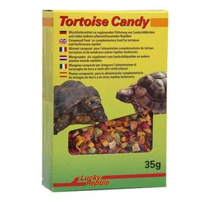 Lucky Reptile Tortoise Candy 70g für Landschildkröten