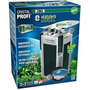 JBL CristalProfi e1502 greenline - Außenfilter für Aquarien von 160-600 Litern