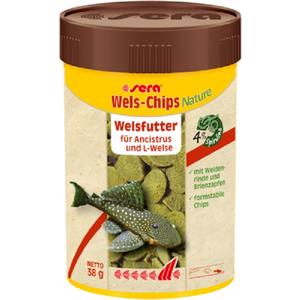 sera Wels-Chips Nature 1000 ml (380 g)