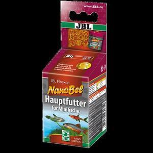 JBL NanoBel - Miniflocken-Hauptfutter 60 ml