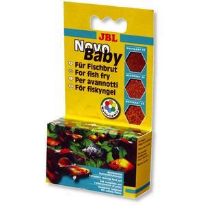 JBL NovoBaby 3x10 ml - Aufzuchtfutter-Set für Jungfische lebendgebärender Aquarienfische