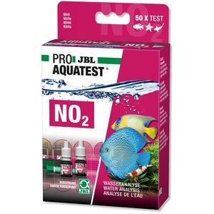 JBL PROAQUATEST NO2 Nitrit - Schnelltest zur Bestimmung des Nitritgehalts in Süß-/Meerwasser Aquarien & Teichen Für: Refill