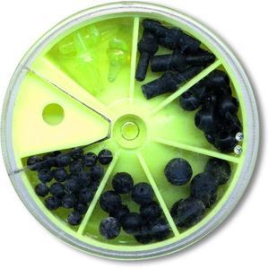 Zebco Gummi-Perlen-Sortiment