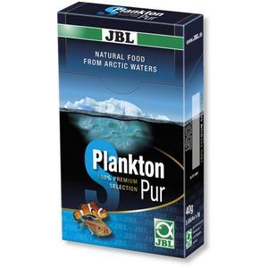 JBL PlanktonPur SMALL - Leckerbissen für kleine Aquarienfische 2g/8Stück