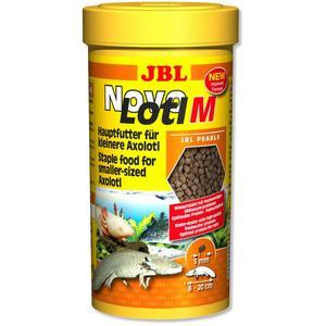 JBL NovoLotl M 250 ml - Alleinfutter für kleine Axolotl