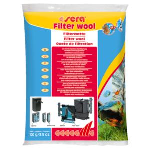 sera Filterwatte 100 g