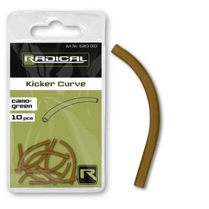Radical Kicker Curve Camo-Green 10Stk