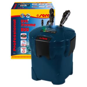 sera UVC-Xtreme - Außenfilter 800