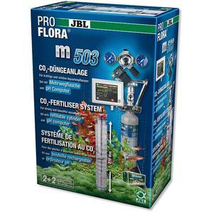JBL PROFLORA m503 - Aquarienpflanzendüngeanlage mit pH-Steuerung