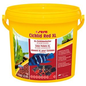 sera Chichlid Red XL 3800ml