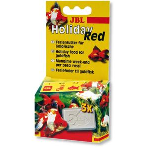 JBL Holiday Red - Ferien-Alleinfutter für Goldfische