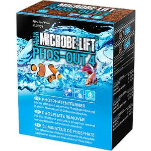 MICROBE-LIFT - Phos-Out 4 Phosphatentferner - Granulat