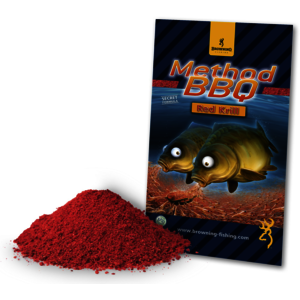 Browning Method BBQ RED Krill Rot 1kg