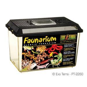 Exo Terra Faunarium 30 x 19,5 x 19,5cm