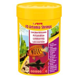 sera FD Artemia Shrimps 250 ml (16 g)