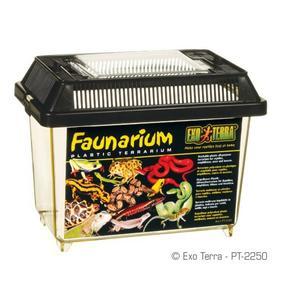 Exo Terra Faunarium Mini 18 x 11,5 x 14,5cm