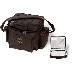 Mr. Pike Carryall + Freezer Bag schwarz 45cm 35cm 40cm