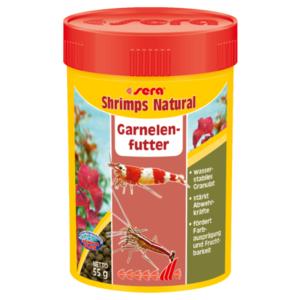 sera shrimps natural 100ml (55g)