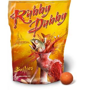 Radical Rubby Dubby Boilie 1kg 20mm