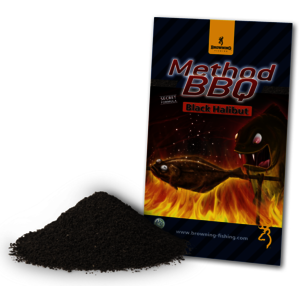 Browning Method BBQ Black Halibut dunkelbraun1kg