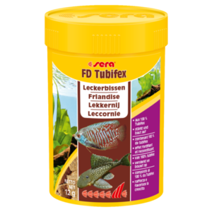 sera FD Tubifex 100ml (10 g)