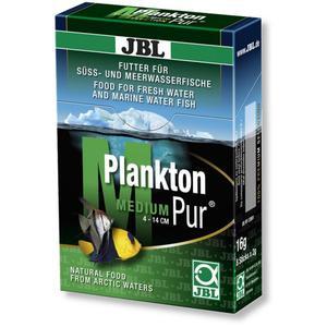 JBL PlanktonPur MEDIUM - Leckerbissen für große Aquarienfische 5g/8Stück