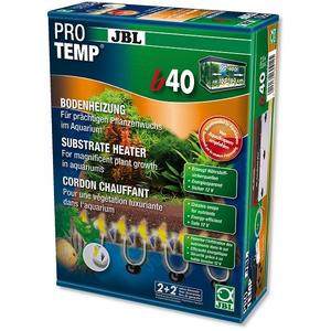 JBL PROTEMP b40 II - Bodenheizung für Süßwasser-Aquarien zur Förderung des Pflanzenwuchses
