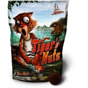 Radical Tigers Nuts Boilie 1kg 16mm