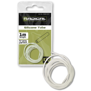 Radical Silicone Tube transparent 1m