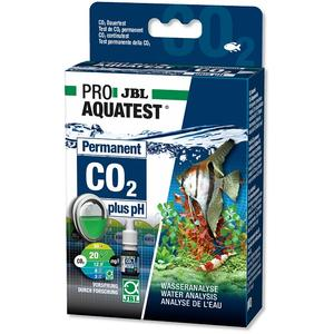 JBL PROAQUATEST CO2-pH Permanent - Dauertest zur Säure-/Kohlendioxidgehalt-Bestimmung in Süßwasseraquarien Für: Refill