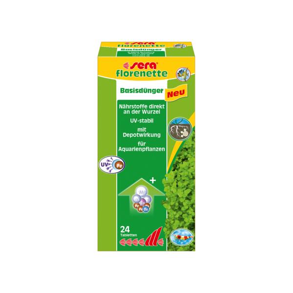sera florenette 24 Tabs (22 g)