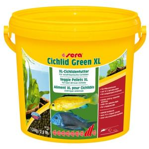 sera Cichlid Green XL 1000ml