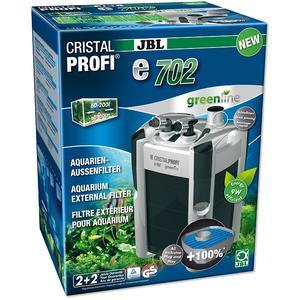 JBL CristalProfi e702 greenline - Außenfilter für Aquarien von 60-200 Litern