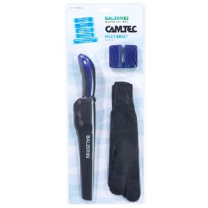 Balzer Camtec Filetier-Set