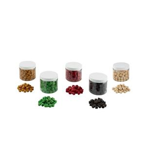BALZER Method Feeder Haken Pellets 6mm Erdbeer-Rot