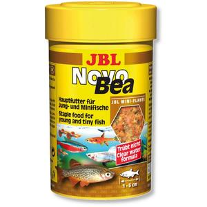 JBL NovoBea 100 ml - Alleinfutter für kleine Aquarienfische und Jungfische