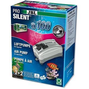 JBL ProSilent a100 - Luftpumpe für Süß- und Meerwasser-Aquarien von 40 - 150 l