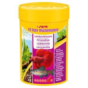 sera FD Rote Mückenlarven 100 ml (9 g)