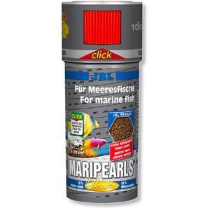 JBL MariPearls - Premium Hauptfuttergranulat für Meerwasserfische 250ml