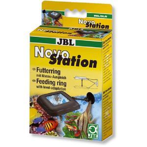 JBL NovoStation - Schwimmender Futterring mit Wasserstands-Ausgleicher
