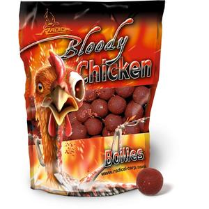 Radical Bloody Chicken Boilie 1kg 16mm