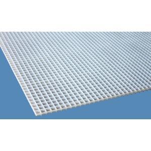 Lichtrasterplatte weiß 15 x15 x13mm 60x60cm