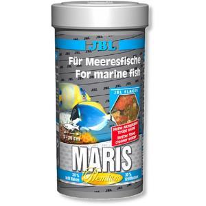 JBL Maris - Hauptfutter-Flocken für Meerwasserfische 250ml