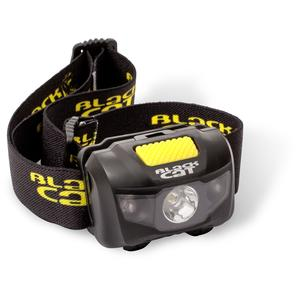 Black Cat Battle Cat Kopflampe