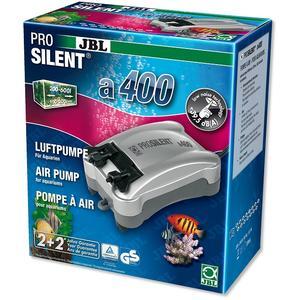 JBL ProSilent a400 - Luftpumpe für Süß- und Meerwasser-Aquarien von 200-600 l